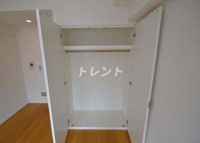 【収納】コンフォリア西新宿