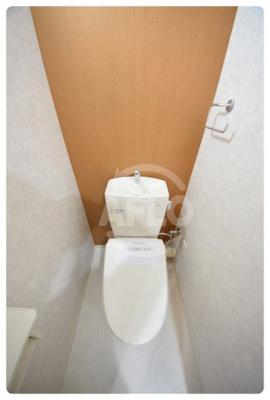 上本町第2ガーデンハイツ トイレ