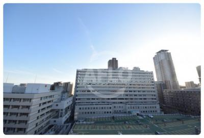 上本町第2ガーデンハイツ 眺望