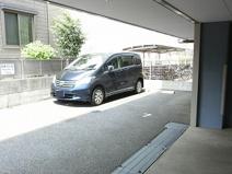 江戸川区東葛西7丁目の駐車場の画像