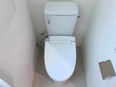 【トイレ】IVY WEST