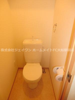 【トイレ】鎌倉服部ビル
