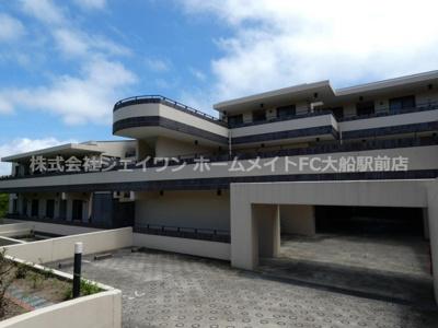 【外観】コートハウス鎌倉山壱番館