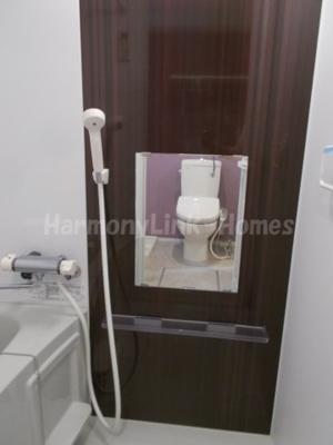 ハーモニーテラス鎌倉Ⅴのきれいなシャワー付き浴室☆
