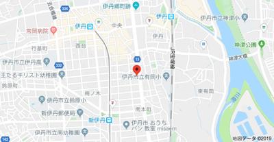 【地図】BEQUEM HOUSE