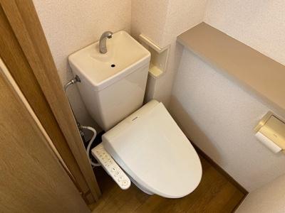 【トイレ】ルーブル駒沢大学