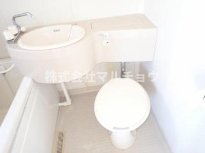 【トイレ】シティハイムプラージュ