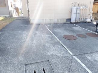 【駐車場】シティハイムプラージュ