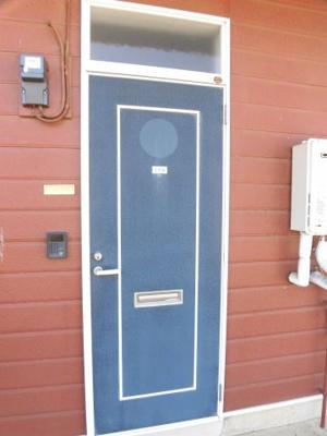 104号室 玄関
