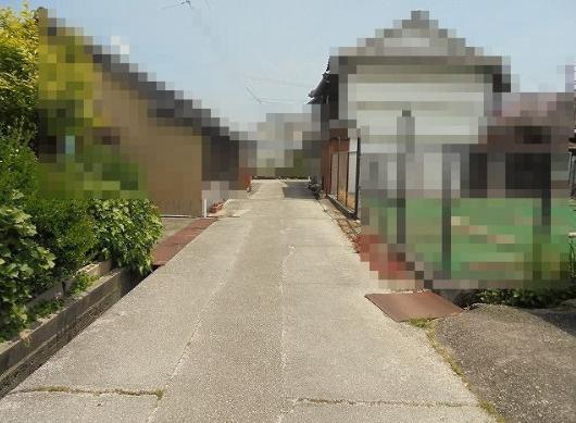 【前面道路含む現地写真】香南市赤岡町