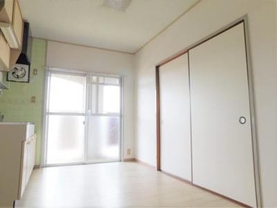 【キッチン】コーポ岩戸