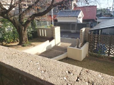 少し高い場所にある1階☆神戸市須磨区 潮見台コート☆