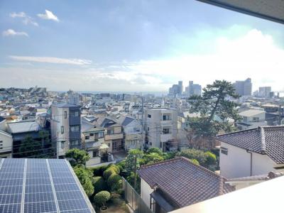 高台にあり風通し良好☆神戸市垂水区 ヒルズ高丸☆