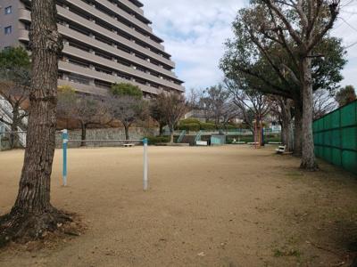 近くの公園☆神戸市垂水区小束山 小束山住宅2号棟☆