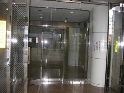 【エントランス】朝日プラザ堺東