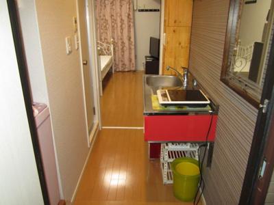 【キッチン】朝日プラザ堺東