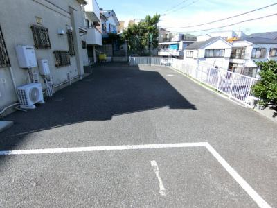 【駐車場】三春台戸建