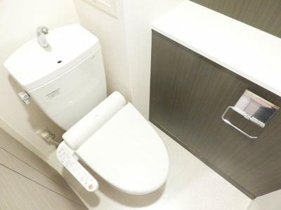 【トイレ】クリスタルグランツ谷町