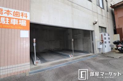 【駐車場】HAKビル