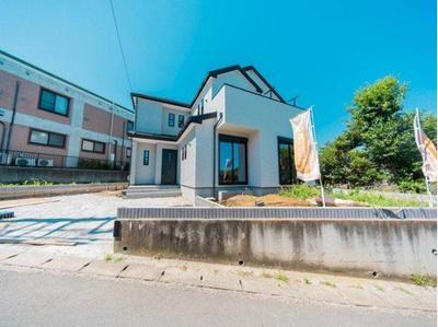 【外観】藤沢市高倉457 新築戸建
