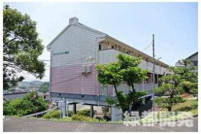 【外観】ガーデンハイツ関山