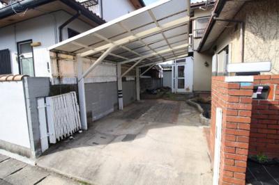 【駐車場】福田4LDK+S 一戸建て