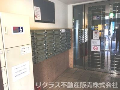 【その他共用部分】エステムコート神戸元町通