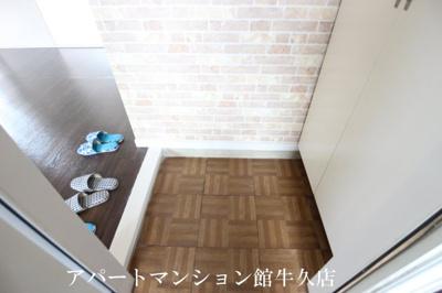 【玄関】ルーミー牛久55号