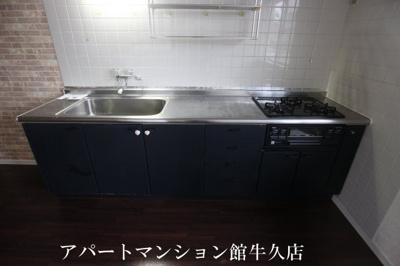 【キッチン】ルーミー牛久55号