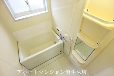 【浴室】ルーミー牛久55号