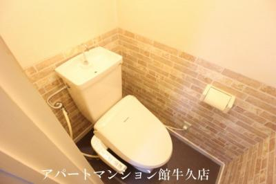 【トイレ】ルーミー牛久55号