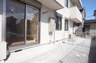 自転車置場はオートロック内ですので、いたずらや盗難などを防げます。