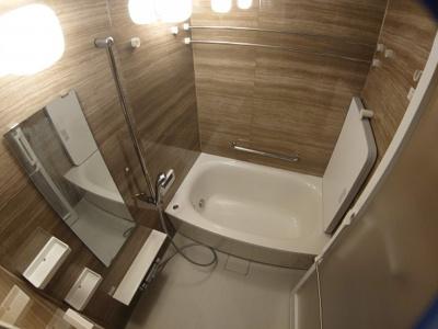 【浴室】ジオ福島野田 The Marks