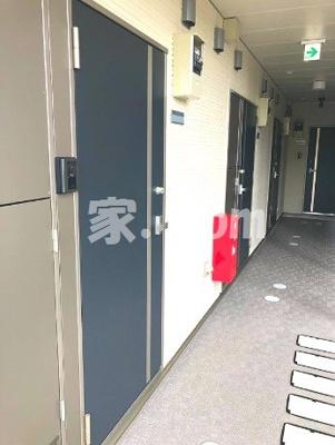 【玄関】ヴィアロ高島平レジデンスB(59315-104)