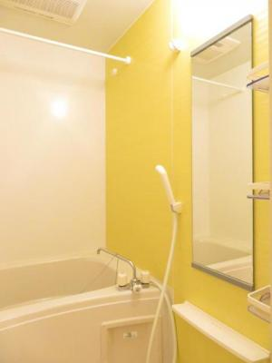 【浴室】ル・ジャルダン
