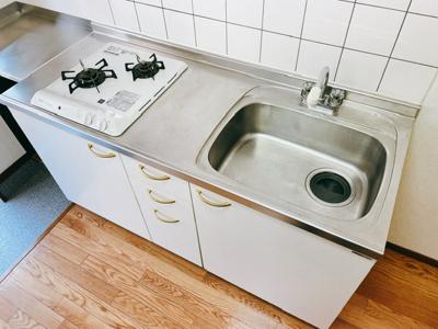 【キッチン】サンハイツ