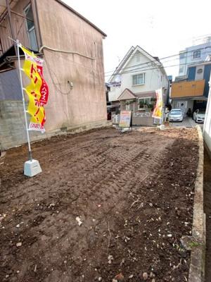 【外観】伏見区桃山水野左近西町 新築戸建