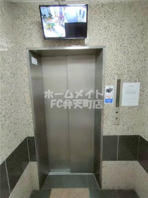 【エントランス】シーサイドヴィラ五番館