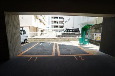 【駐車場】エンクレスト警固
