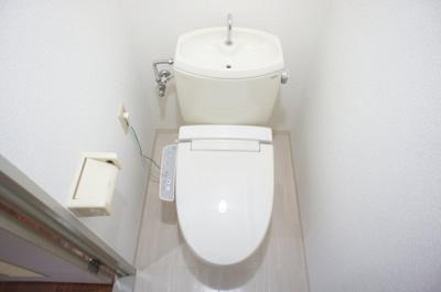 【トイレ】グランドール緑地公園