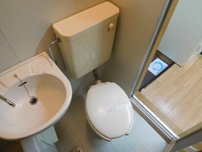 【トイレ】メゾンマロー