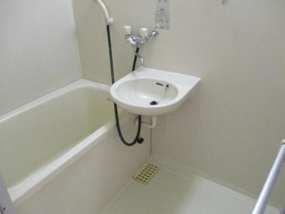 【浴室】ブルームハイツ中央
