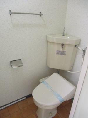 【トイレ】ブルームハイツ中央