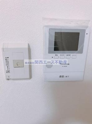 【セキュリティ】西山本ハイツ