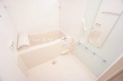【浴室】レセーナA