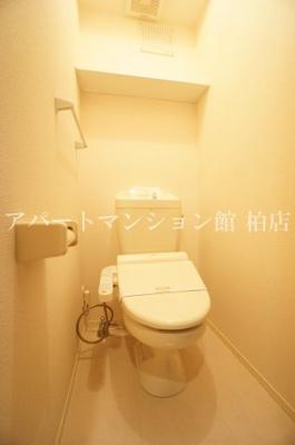 【トイレ】レセーナA
