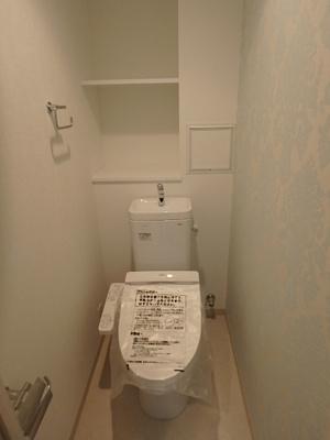 【トイレ】スワンズシティ谷町モデルノ