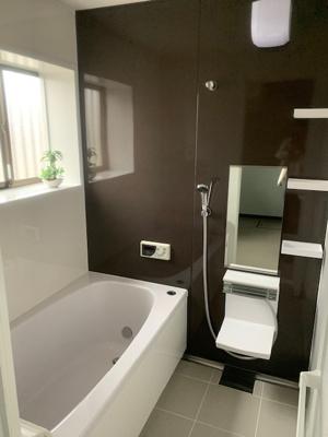 【浴室】門真市島頭2丁目中古戸建