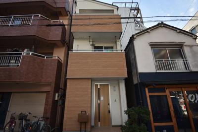 人気の街 浅草 築浅の素敵な一戸建の画像