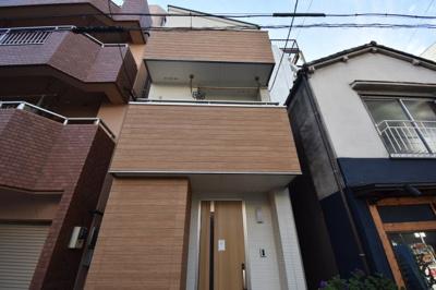 人気の街 浅草 築浅の素敵な一戸建